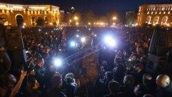 Վրացական լրատվամիջոցներն ակտիվորեն հետևում են Երևանում ընթացող իրադարձություններին