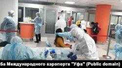 Айни пайтгача Ўзбекистонда коронавирусдан соғайганлар сони 8 нафарга етди.