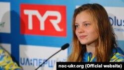 17-річна Софія Лискун здобула перемогу в змаганнях зі стрибків з висоти 10 метрів