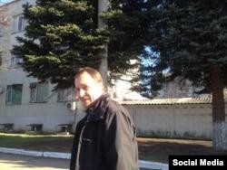 Алексей Кнедляковский в день освобождения, 7 января