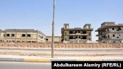 احدى المشاريع السكنية في البصرة