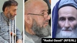 Саид Киёмиддин Гози, Саттор Каримов (Махсуми Саттор), Саидмахдихон Сатторов (Шейх Тимур)