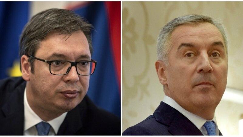 Koliko ljudi treba da izađe na ulicu da bi pali Vučić i Đukanović?