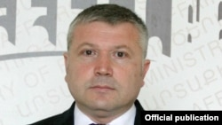 Карен Григорян