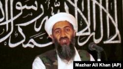 د القاعده ډلې مشر او مؤسس اسامه بن لادن