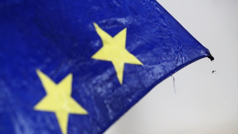 EU Criticizes Russia For Labeling Brussels-Based Organization 'Undesirable'