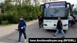 ФК «Таврия» в Бериславе. Архивное фото
