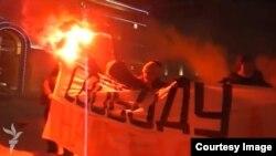 Moskvada Nadezhda Savchenko-ya dəstək aksiyası