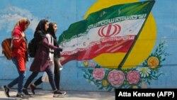 Teheran, fotografi nga arkivi.