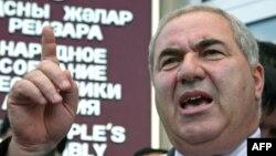 О создании новой общественной организации несколько недель назад рассказал в интервью агентству «Абхазия-Информ» один из инициаторов ее создания – бывший спикер абхазского парламента Нугзар Ашуба