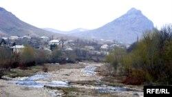 Tovuzun Əlibəyli kəndi