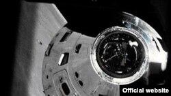 NASA объясняет, каким образом вершина антенны появилась на снимке в виде НЛО