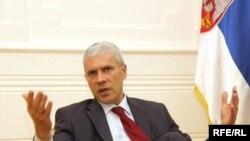 Борис Тадиќ, претседател на Србија