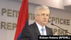 Nedeljko Čubrilović, predsjednik Skupštine bh. entiteta Republika Srpska