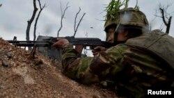 Донбасстагы украин хәрбие