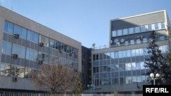 Zgrada Skupštine Kosova