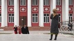Türkmen studenti Täjigistanda ýol heläkçiliginde wepat boldy