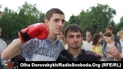 Акція протесту студентів «Проти деградації освіти», Донецьк, 25 травня 2011 року
