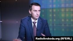 Віктор Ляшко, заступник міністра охорони здоров'я, головний санітарний лікар України