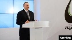 İlham Əliyev. 28 aprel 2015