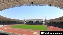 После реконструкции открылся стадион имени Тофика Бахрамова