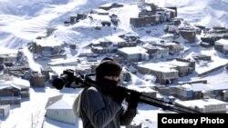 Фотограф Аббас Атилай. Село Хыналыг, 12 февраля 2013