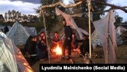 Самарадаги муҳожирлар (журналист Людмила Мельниченко фотоси).