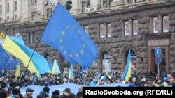 Ukraine -- People's rally in Kyiv, 01Dec2013