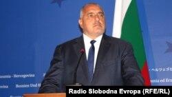 Премьер-министр Болгарии Бойко Борисов.