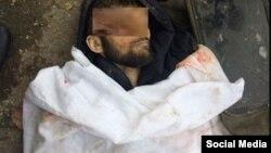 Убитый в ходе зачисток в Курчалойском районе