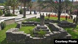 Budvanska nekropola - detalj iz rimskog perioda (I-III vijek nove ere)
