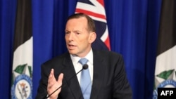 Австралия премьер-министры Тони Эббот