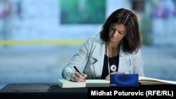 Raportuesja e PE-së për liberalizim të vizave për Kosovën,Tanja Fajon,