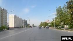 Aşgabat, Aýtakow köçesi, 2009 ý.