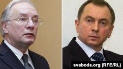 Сяргей Мартынаў, Уладзімер Макей