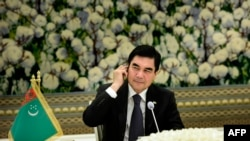 Түркменстан президенті Гурбангулы Бердімұхаммедов.