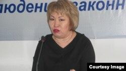 Адвокат Гульнара Жуаспаева.