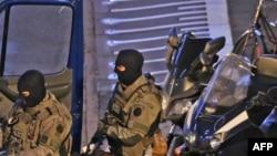 Сотрудники спецотряда полиции Бельгии. Иллюстративное фото.