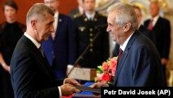 Претседателот Земан уште пред неколку месеци рече дека нема намера никому да му го даде премиерскиот мандат освен на Бабиш