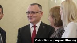 România, președintele Consiliului Național al Rectorilor, Sorin Cîmpeanu