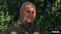 Військовий Дмитро Красногрудь з позивним «Мир», який загинув у Зайцевому