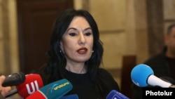 Наира Зограбян, Ереван, 14 февраля 2020