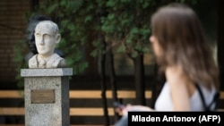 Пам'ятник Раулеві Валленберґу в Москві