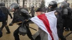 Meet The 73-Year-Old Great-Grandmother Defying Lukashenka In Belarus