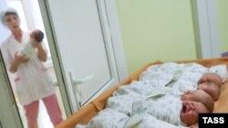Новорожденные. Иллюстрационное фото