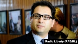 هارون چخانسوری سخنگوی ریاست جمهوری افغانستان