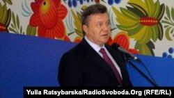 Президент України Віктор Янукович, Дніпропетровськ, 8 грудня 2011 року