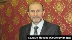 Правозащитник Саламу Мусаев