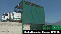 Претоварна станица за смет во Тетово