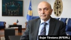 Kryetari i Lidhjes Demokratike të Kosovës, Isa Mustafa